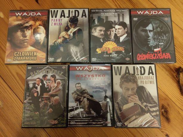 Diamentowa kolekcja Andrzeja Wajdy 7 filmów DVD