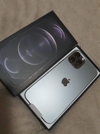 iPhone 12 Pro Max 128GB - Graphite // Troca