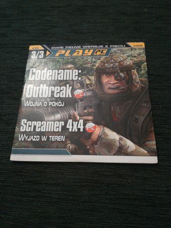 Codename Outbreak, Screamer 4X4, PC