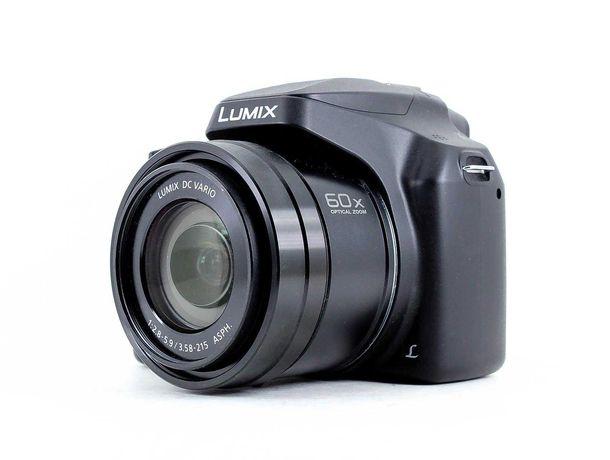 Câmera panasonic lumix dmc-lz20 4k