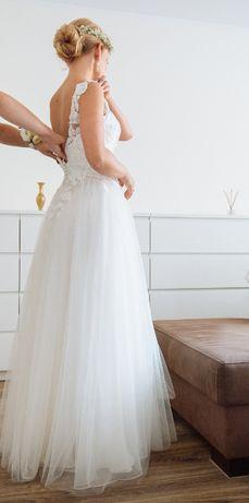 Suknia Ślubna Piękna !!!