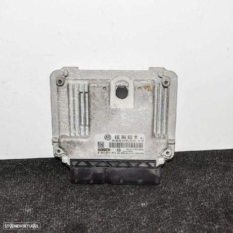 VW: 0281014044 , 03G906021MM Centralina do motor VW TOURAN (1T1, 1T2) 1.9 TDI