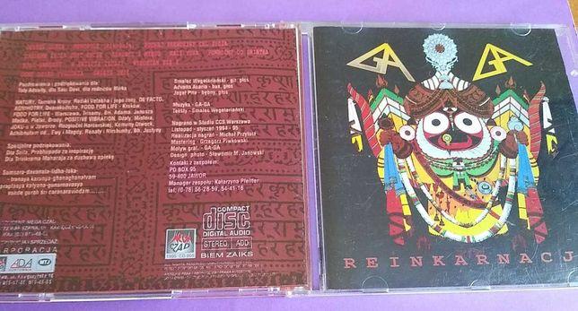 GaGa – Reinkarnacja , 1995 CD I WYDANIE super stan