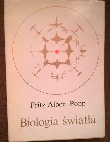 Biologia Światła Fritz Albert Popp nowa sprzedam