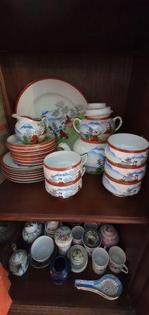 Porcelana Japonesa, Chinesa e Macau