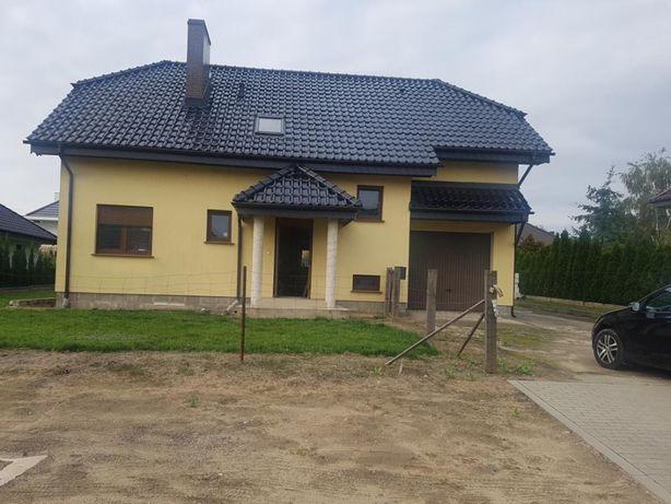Dom jednorodzinny z piwnicą