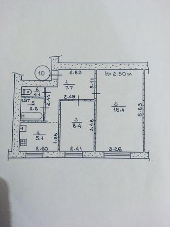 Квартира (обмен, покупка, рассрочка 3-4 платежа)