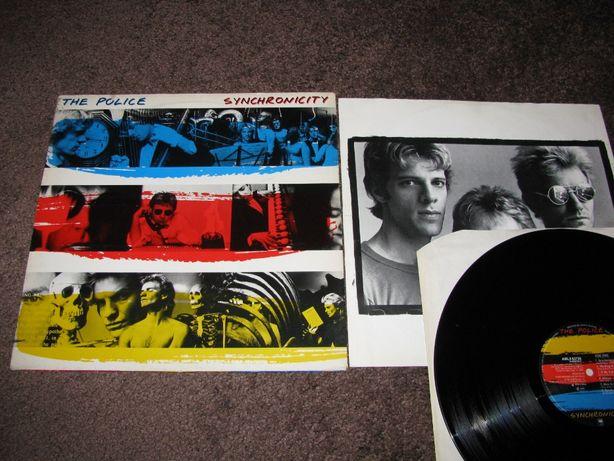 The Police – Synchronicity, płyta winylowa