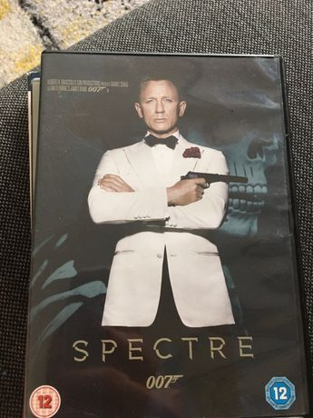 Spectre 007 james bond dvd po angielski