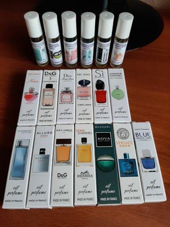 Масляные духи парфюмерия парфюм