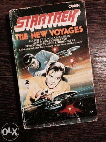 Startrek the new voyages, corgi 1976