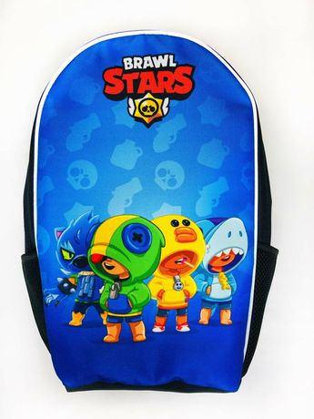 Рюкзак для школы ранец портфель школьный Леон Бравл stars розница опт