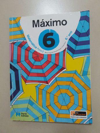 Máximo 6 - Matemática 6° Ano - Manual (parte 2)
