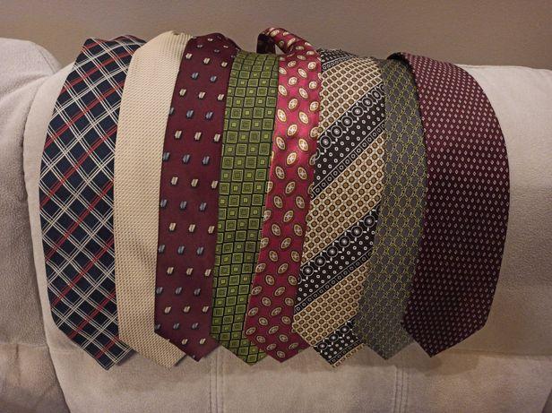 Krawaty  16 sztuk