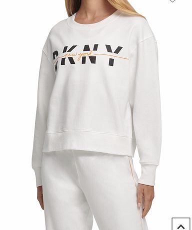Свитшот кофта худи DKNY оригинал