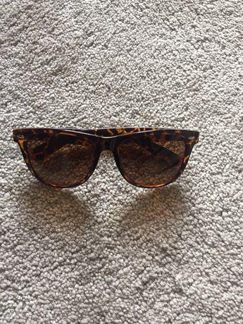 Oculos de sol Rayflector padrao tartaruga castanha