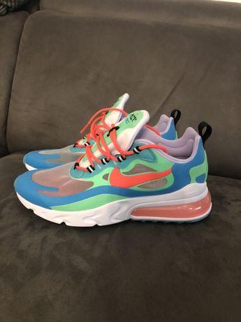 Oryginalne Nike air max react 270 40,5