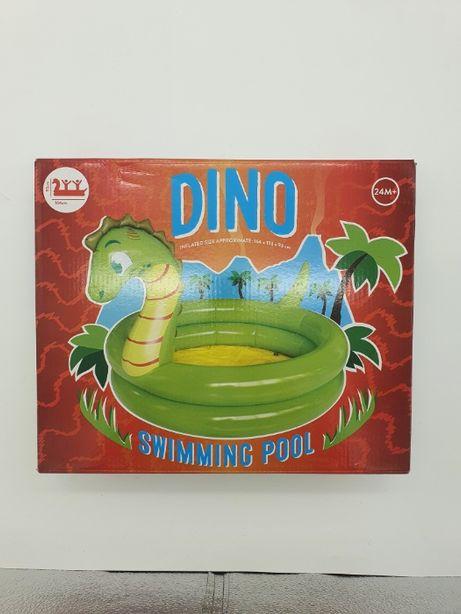 Дитячий надувний басейн Діно Edeka 164х133х93 см, бассейн надувной