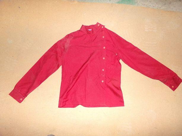 bluzeczka bluzka ciuch ciuszek ubranie na bal PRL