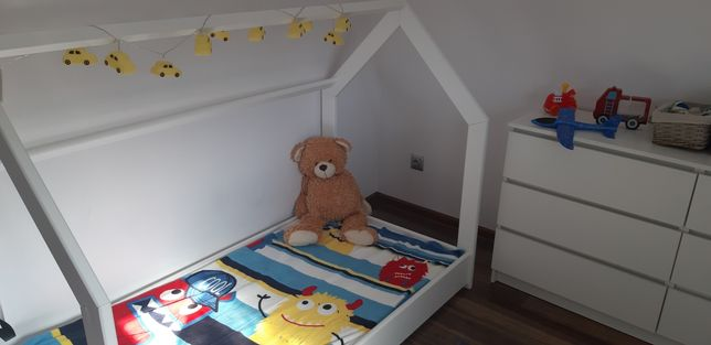 Nowe łóżko domek 160×80