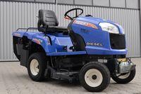 Traktorek Kosiarka ISEKI SXG 216 / (020704) - Baras