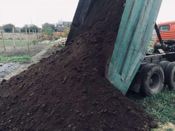 Чернозем Грунт на подсыпку торф авто от 1до40т также в мешках Киев обл