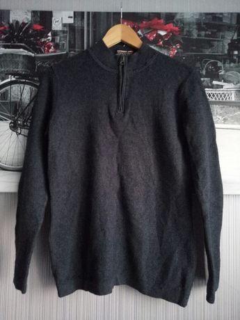 Super dry фирменный теплый свитер на подростка 12-15лет