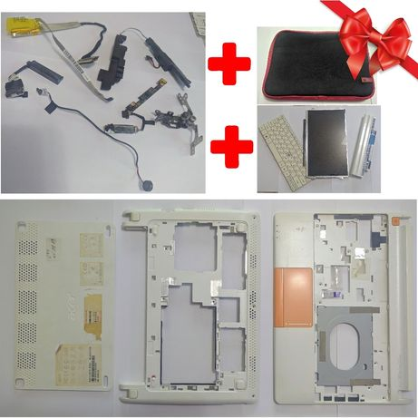 Разборка Acer Aspire One D257