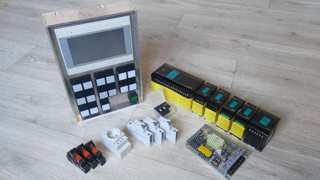 Система управления ТПА (термопластавтомата)