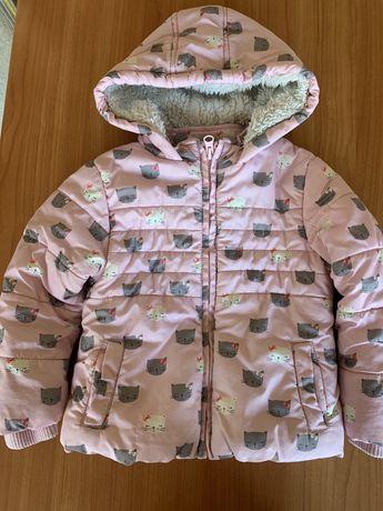 Продам Куртка весенняя на девочку 2-3 года 98 см