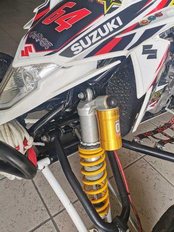 Suzuki LTR 450 muitos extras