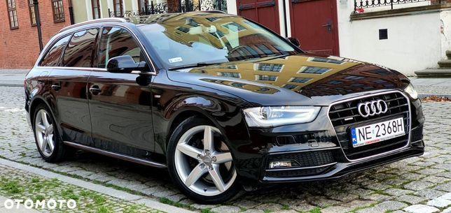 Audi A4 S Line Quattro / DriveSelect / Led Xenon / Navi / Klima / Tempo / BT