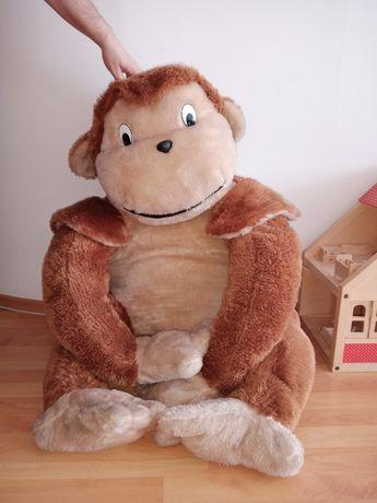 Duża małpka pluszak