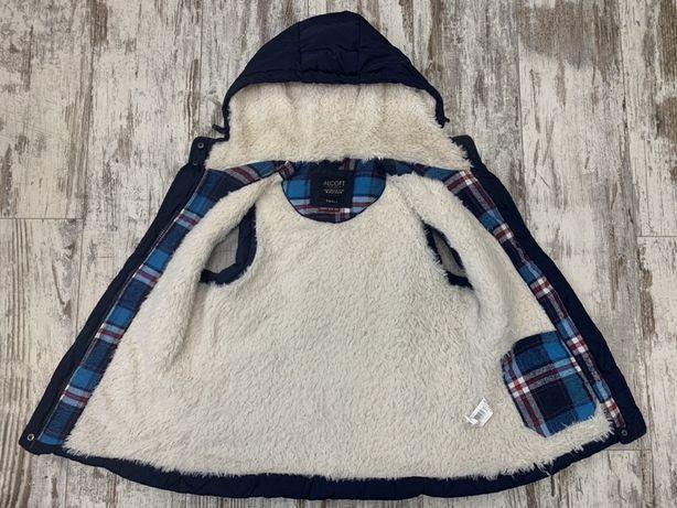 Женская теплая жилетка / жилет Alcott сША в отличном состоянии S - M