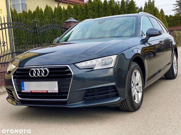 Audi A4 1WŁ ASO Salon PL FV23% Kamera Nawi BLIS KeyLess Trzystrefy