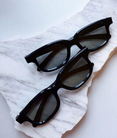 3D очки, набор из 2 штук