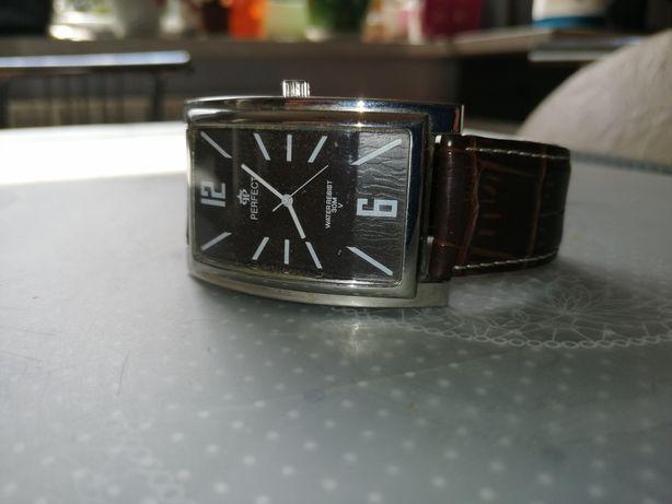 Zegarek męski skórzany pasek