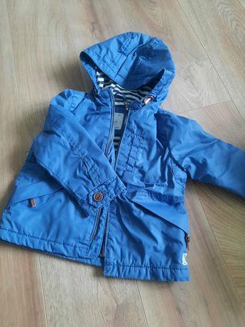 Zara kurtka jesien wiosna 86 niebieska marynarska