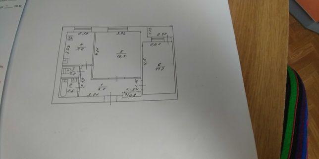 Продам 2х комнатную квартиру Ковшаровка2 за 6400$