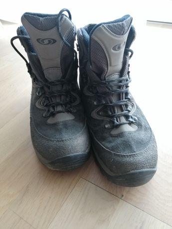 Buty Salomon w góry GORE-TEX