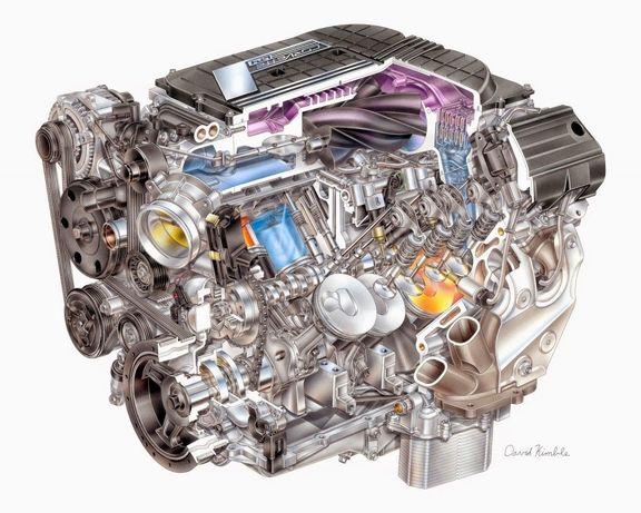 Ремонт двигателя /диагностика двигателя