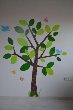 """naklejka na ścianę/ścienna """"moje drzewko/drzewo XL"""""""