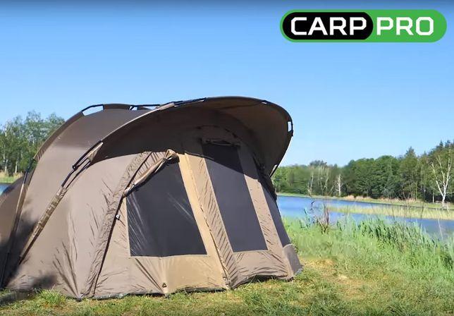 НОВАЯ Палатка карповая Carp Pro двух местная 280x315x155 см