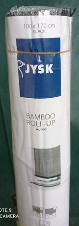 Бамбукові ролети
