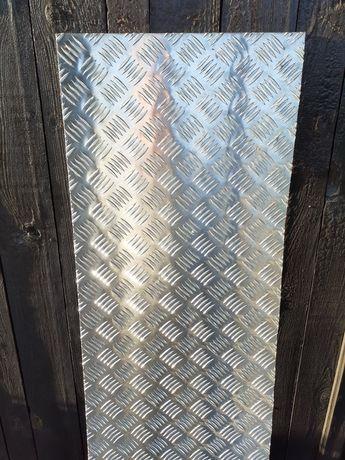 Blacha aluminiowa ryflowana