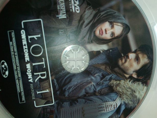 Plyta dvd Łotr 1