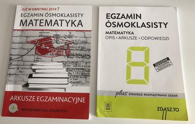 Arkusze Egzamin Ósmoklasisty Matematyka