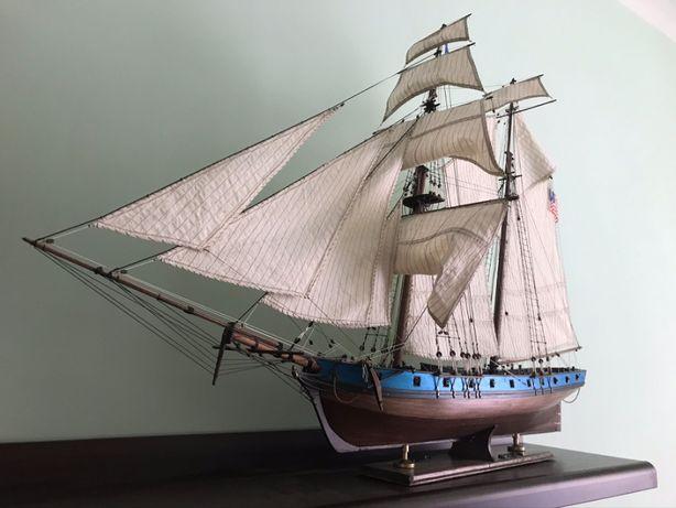 Модель корабля парусник Prince Neufchatel (1/50)