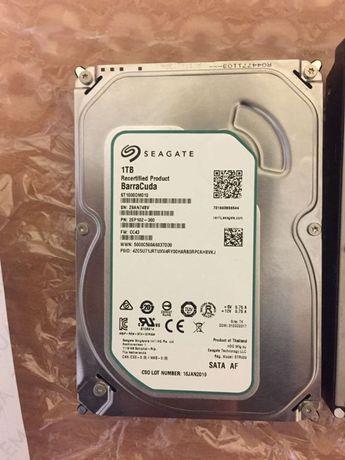 Жесткие диски WD, Toshiba 1, 2, 3, Терабайт