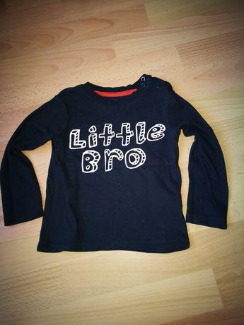 Bluzka młodszy brat f&f r.86
